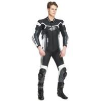 f5e3e434a Sweep GPR Sport Evo Leather Suit, Black/White/Grey